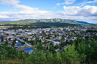 Whitehorse capital of Yukon, Canada