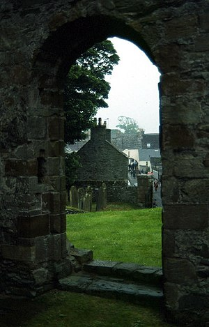 Whithorn - Image: Whithorn Priory