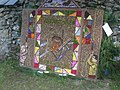 Whitwell well dressing 2009.JPG