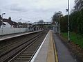 Whyteleafe South stn look south.JPG
