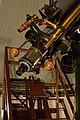 Wien-Ottakring - Kuffner Sternwarte - Detail des großen Refraktors.jpg