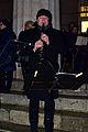 Wien - Gedenkkundgebung 70 Jahre Befreiung von Auschwitz - Klarinettist.jpg