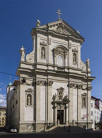 Dominican Church, Vienna - Image: Wien Dominikanerkirche