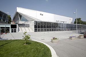 Eurovision Song Contest 2015 - The venue of the contest, Wiener Stadthalle in Vienna