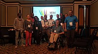 WikiFranca at Wikimania 2018 (1).jpg
