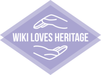 Logo Wiki Loves Heritage