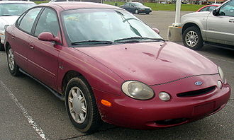 Flexible-fuel vehicle - The 1996 Ford Taurus was the first flexible-fuel vehicle produced with versions capable of running with either ethanol (E85) or methanol (M85) blended with gasoline.