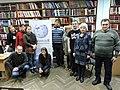 Wikimarathon 2019 in Kharkiv by Kharkivian 2019-01-27 05.jpg