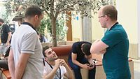 Wikimedia Hackathon 2017 IMG 4251 (34755864665).jpg