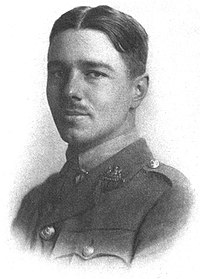 Wilfred Owen Wilfred Owen plate from Poems (1920).jpg