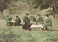 Wilhelm Gause Kaiser Franz Joseph beim Jagd-Picknick.jpg