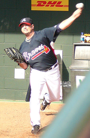 Will Ohman - Ohman with the Braves in 2008.