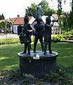 Willemstad kunstwerk drie soldaten.jpg