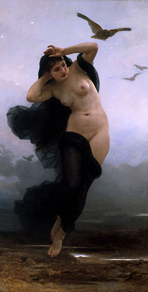 Dosiero:William-Adolphe Bouguereau (1825-1905) - La Nuit (1883).jpg