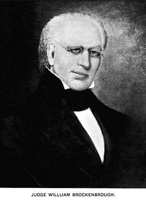 William Brockenbrough (judge) - Image: William Brockenbrough