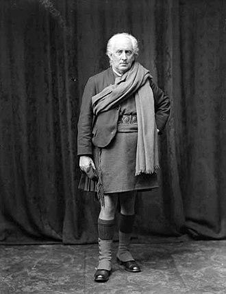 Baron Ashbourne - William Gibson, 2nd Baron Ashbourne.