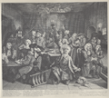 William Hogarth - A Rake's Progress, Plate 6.png