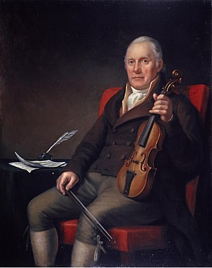 William Marshall (Scottish composer) - William Marshall (1817) by John Moir (1775–1857)