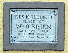 William O'Brien - Wikipedia
