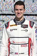 William Owen aux 24 Heures de Daytona 2018.jpg