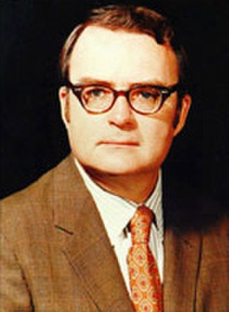 Administrator of the Environmental Protection Agency - Image: William Ruckelshaus