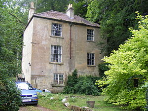 William Smith (geologist) - Tucking Mill House, near Monkton Combe, Somerset