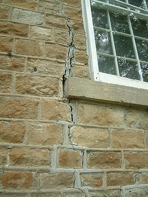 Chartered Surveyor - A structural defect
