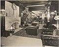 Wilsonian Apartment Hotel lobby, Seattle, December 1923 (MOHAI 8813).jpg