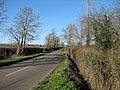 Wincanton to Buckhorn Weston Road - geograph.org.uk - 327610.jpg