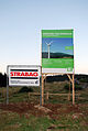 Windpark Freiländeralm, Baustellentafeln.jpg
