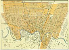 Winnipeg 1915