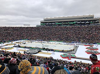 NHL Winter Classic - The 2019 Winter Classic
