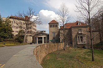 Winterthur Museum, Garden and Library - The museum building