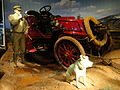 Winton touring car 'Vermont', 1903, automobile used for first motor trip across the United States - National Museum of American History - DSC08472.JPG