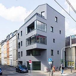 Glasstraße in Köln