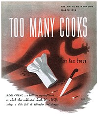 Too Many Cooks cover