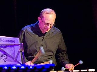 Wolfgang Lackerschmid German jazz musician and composer