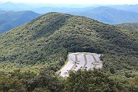 Wolfpen Ridge viewed from Brasstown Bald.JPG