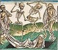 Wolgemut - 1493 - tanz der gerippe (coloriert).jpg