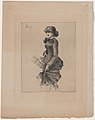 Woman Holding a Gift Box MET DP876468.jpg