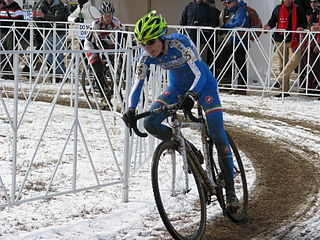 Francesca Cauz Italian cyclist