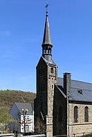Wuppertal - Am Kriegermal - Evangelische Kirche 07 ies.jpg