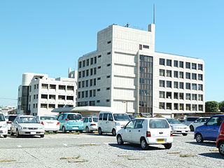 Yachiyo, Chiba City in Kantō, Japan