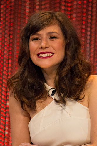 Yael Stone - Stone at PaleyFest 2014, representing Orange Is the New Black