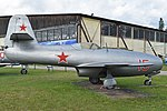 Yakolev Yak-23 '15 red' (39426060132).jpg
