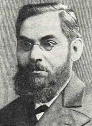 Judah Leib Gordon - Judah Leib Gordon