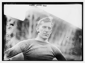 Howard Jones (American football coach) - Jones in 1913