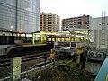 Yamada station platform, Hankyu Senri Line - panoramio - DVMG.jpg