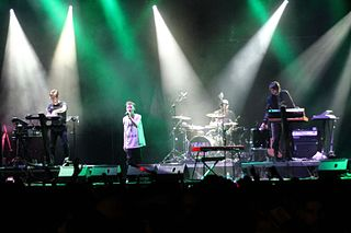 Years & Years British synth-pop band