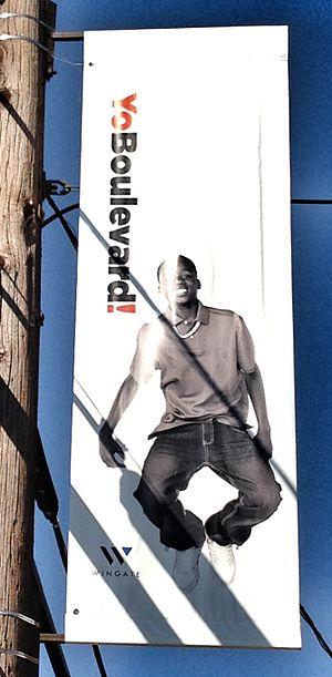 Boulevard (Atlanta) - YoBoulevard! banner 2012